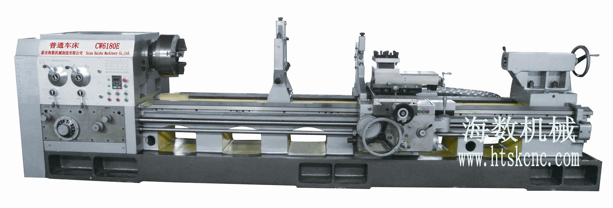 cw6163e/cw6180e普通车床技术参数 项目 项目名称 单位 cw6163e cw